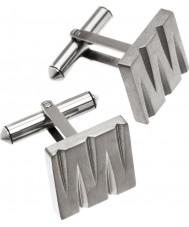 Edblad 82599 Gemelli uomo titanio dean